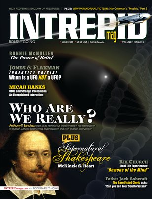 Intrepid Magazine, June 2011 - Volume I / Issue 3