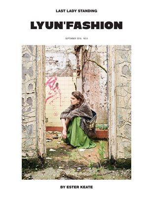 LYUN Fashion No.9 (Vol No.6) C5