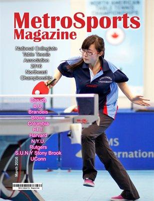 MetroSports Magazine