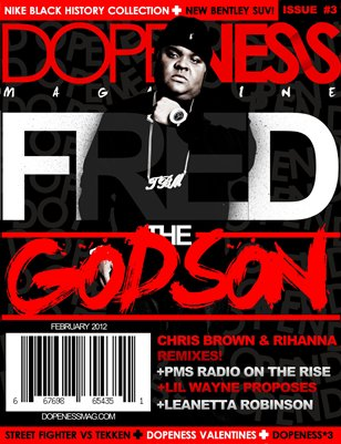 Dopeness Magazine: Issue 3