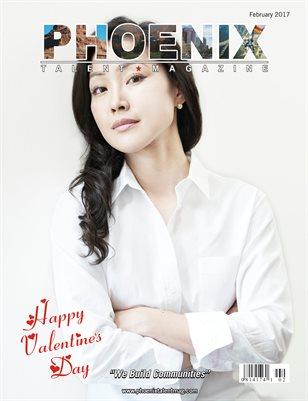 Phoenix Talent Magazine February 2017 Edition