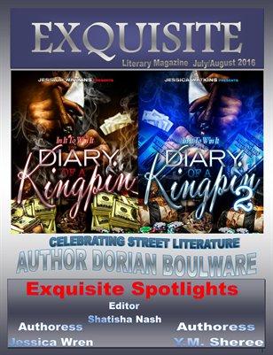Exquisite Literary Magazine Issue #4