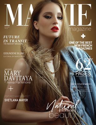 MALVIE Mag - Natural Beauty Edition Vol. 20 JULY 2020