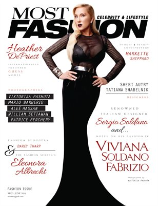 Most Magazine – Fashion MAY-JUNE'16 ISSUE NO.12