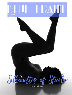 Blue Frame Magazine Volume 36 Featuring Starla Lost