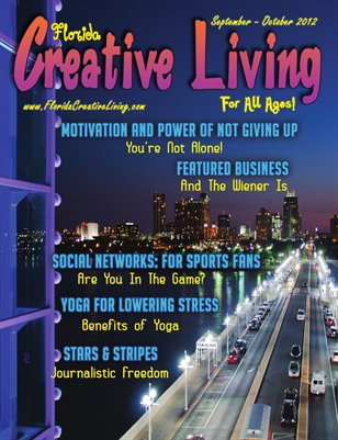 Florida Creative Living Magazine #7 Issue