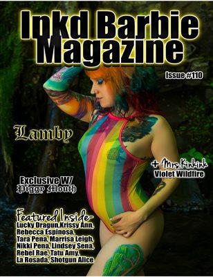 Inkd Barbie Magazine Issue #110 - Lamby