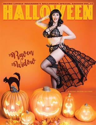 Halloween 2021 Vol.23 – Raven Widow Cover