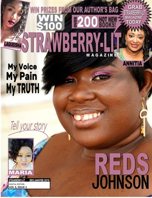 Strawberry-Lit Magazine: Vol 3 Iss 1