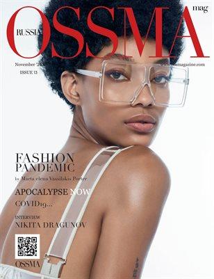 OSSMA Magazine RUSSIA ISSUE13
