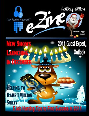 IVA Radio Network eZine - Holiday Edition