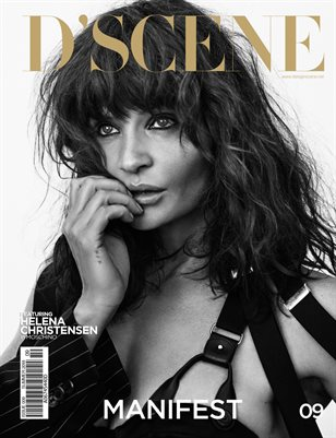 D'SCENE ISSUE 09 - HELENA CHRISTENSEN VOL 1