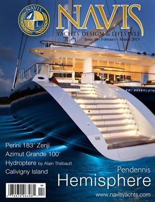 Navis Luxury Yacht Magazine #10