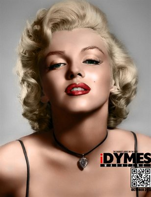 iDYMES Magazine Exclusive Issue (Marilyn Monroe) October '12