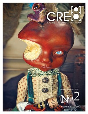 Cre8 Magazine Issue #2