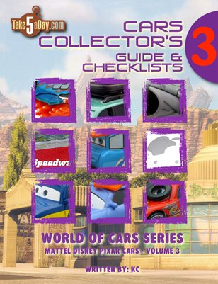 World of CARS Series: Complete Visual Checklist & Guide