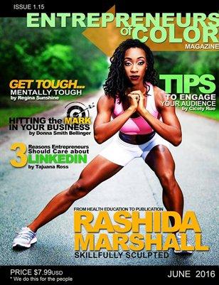 Entrepreneurs of Color Magazine (June 2016)