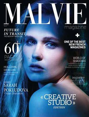 MALVIE Mag - Creative Studio Vol. 02 JULY 2020