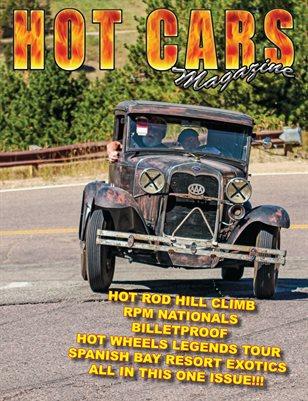 HOT CARS No. 43
