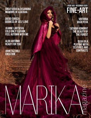 MARIKA MAGAZINE FINE-ART (DECEMBER-ISSUE 439)