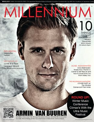 MILLENNIUM MAGAZINE | MAY 2014