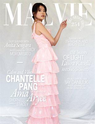 MALVIE Magazine The Artist Edition Vol 254 July 2021