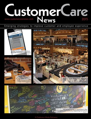 Customer Care News 2015
