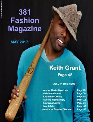 381 Fashion Magazine (May 2017 Issue)