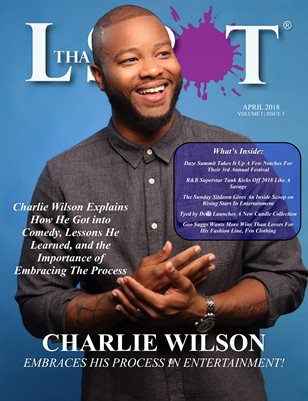 April 2018 - Tha L. Spot Magazine
