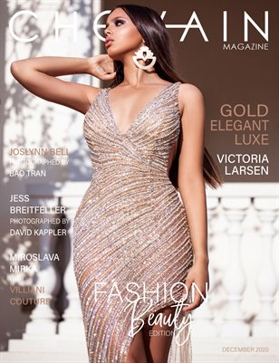 CHOVAIN Magazine - FASHION & BEAUTY Edition | ISSUE 11 | DECEMBER 2020