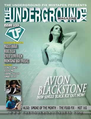 The Underground Fix Magazine Issue #33