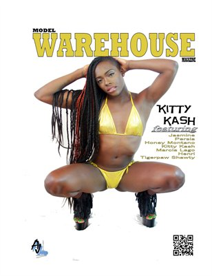 Model Warehouse Magazine Kitty Kash July 2014 Issue