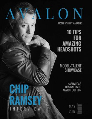 Avalon Model + Talent Magazine | May 2017