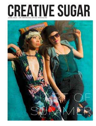 Creative Sugar - The Art of Summer Issue - June 2013