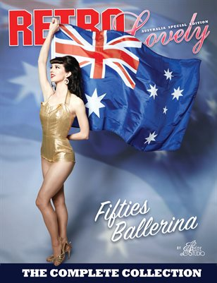 AUSTRALIA SPECIAL EDITION COMPLETE - Fifties Ballerina Cover