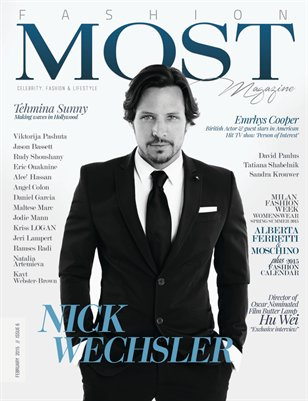 Most Magazine - Fashion FEB'15 ISSUE NO.6