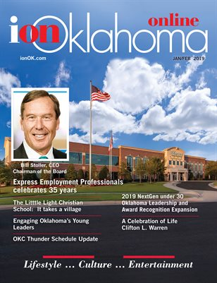 January - February 2019 ion Oklahoma Magazine