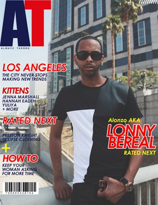 Alwayz Therro - Lonnie Bereal - December 2014