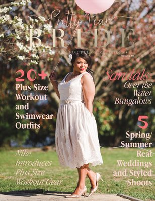 Pretty Pear Bride Magazine Volume 19