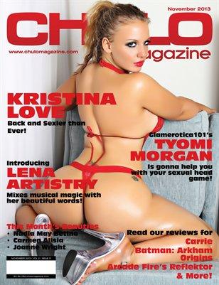 Chulo Magazine - November 2013