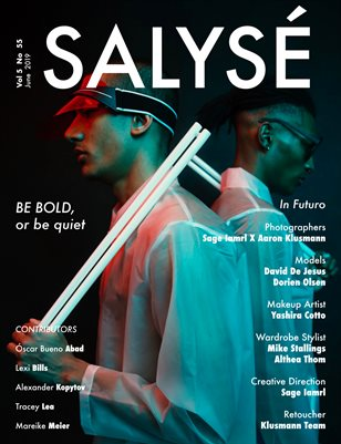 SALYSÉ Magazine | Vol 5 No 55 | JUNE 2019 |
