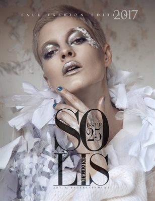 Solis Magazine Issue 25 - Fall Fashion Edition 2017