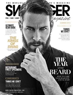 Swagger Magazine Summer 2015