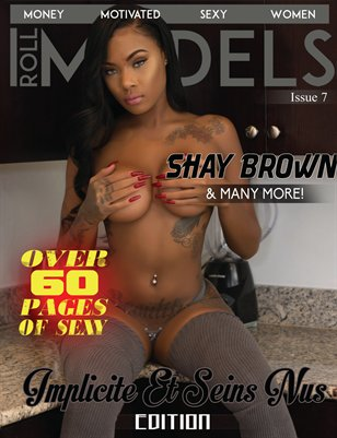 Implied Edition Shay/Debakii Cover