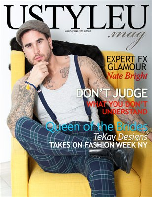 USTYLEU Magazine - March/April 2015 Issue