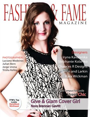 Fashion & Fame Magazine Issue #5