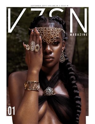 VZSN Magazine | DEBUT | Issue #1