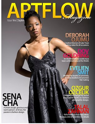 Artflow Magazine | Issue 9