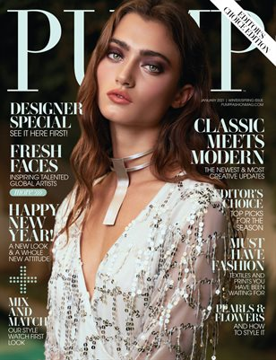 PUMP Magazine Fashion and Beauty Revamp Issue Vol 3
