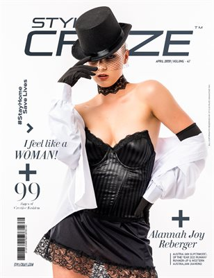 April 2020 Issue (Vol: 47) | STYLÉCRUZE Magazine